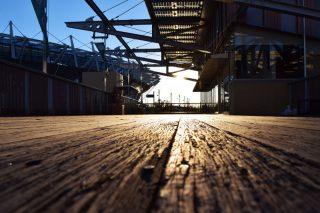 まにあ的建築探訪2【2020東京五輪会場 武蔵野の森総合スポーツ施設隣の味スタ】