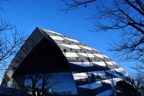 2020東京五輪会場 武蔵野の森総合スポーツ施設