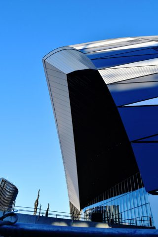 まにあ的建築探訪1【2020東京五輪会場 武蔵野の森総合スポーツ施設】